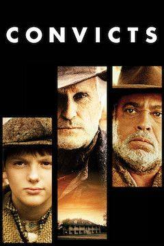 Convicts movie poster.