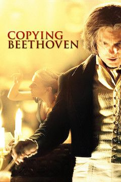 Copying Beethoven movie poster.