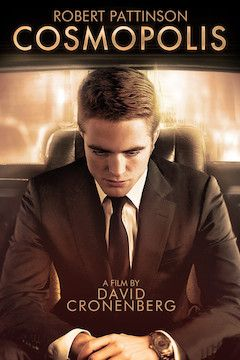 Poster for the movie Cosmopolis