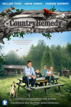 Country Remedy movie poster.