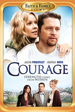 Courage movie poster.
