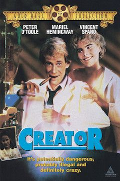 Poster for the movie Creator