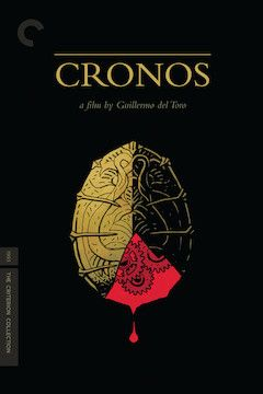 Poster for the movie Cronos