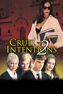 Cruel Intentions 2 movie poster.
