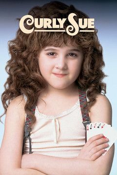 Curly Sue movie poster.