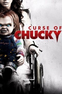 Curse of Chucky movie poster.