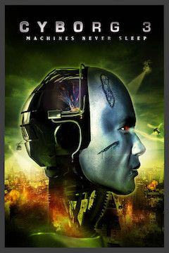 Cyborg 3: The Recycler movie poster.