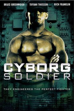Cyborg Soldier movie poster.