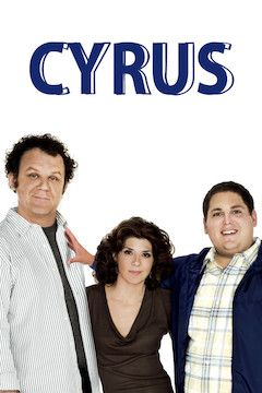 Poster for the movie Cyrus