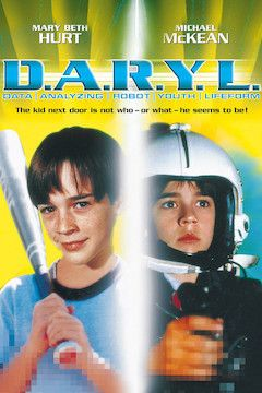 Poster for the movie D.A.R.Y.L.