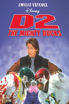 Poster for the movie D2: The Mighty Ducks