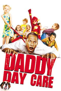 Daddy Day Care movie poster.