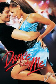 Dance With Me movie poster.