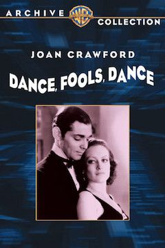 Dance, Fools, Dance movie poster.