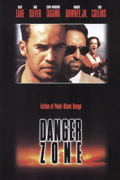 Danger Zone movie poster.