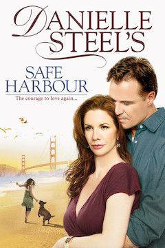 Danielle Steel's Safe Harbour movie poster.