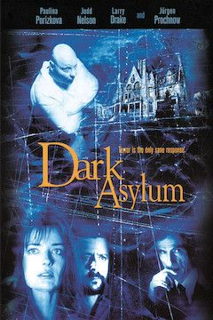 Poster for the movie Dark Asylum
