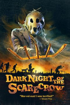Dark Night of the Scarecrow movie poster.