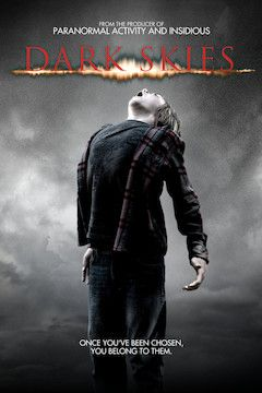 Dark Skies movie poster.