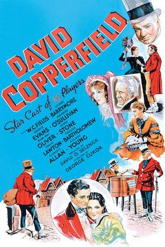David Copperfield movie poster.