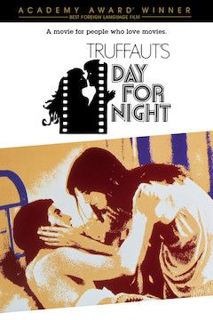Day for Night movie poster.
