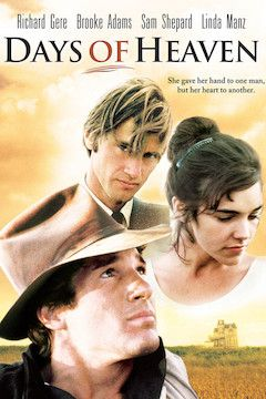 Poster for the movie Days of Heaven