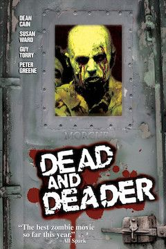 Dead and Deader movie poster.