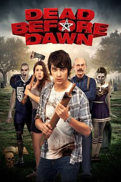 Dead Before Dawn movie poster.