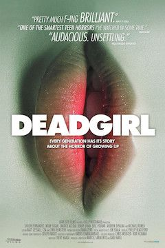 Deadgirl movie poster.
