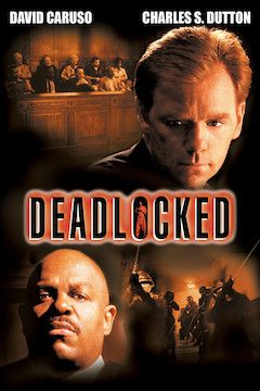 Deadlocked movie poster.
