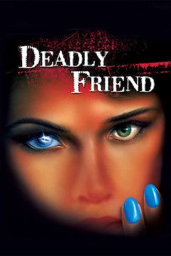 Deadly Friend movie poster.