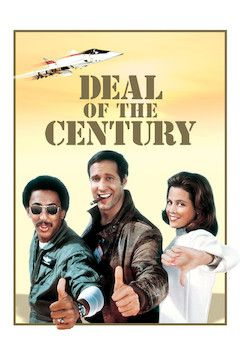 Deal of the Century movie poster.