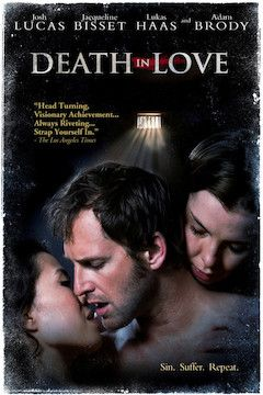 Death in Love movie poster.