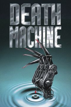 Death Machine movie poster.