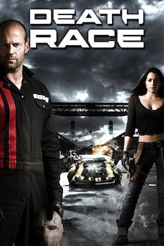 Death Race movie poster.