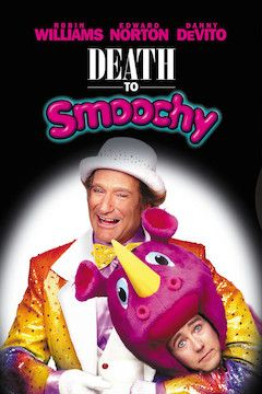 Poster for the movie Death to Smoochy