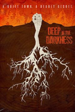 Deep in the Darkness movie poster.
