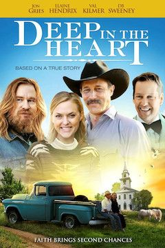 Deep in the Heart movie poster.