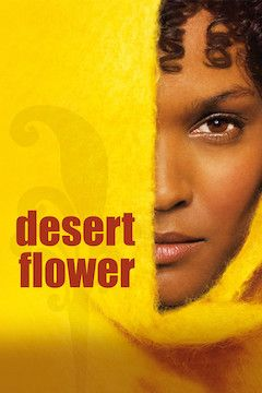 Desert Flower movie poster.