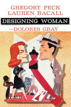 Poster for the movie Designing Woman
