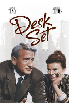 Desk Set movie poster.