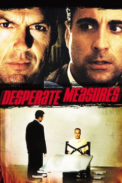 Poster for the movie Desperate Measures