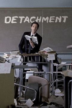 Detachment movie poster.