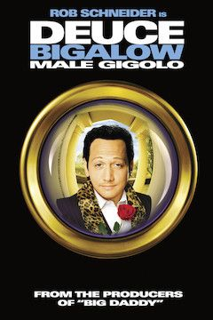 Poster for the movie Deuce Bigalow: Male Gigolo