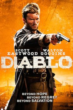 Diablo movie poster.