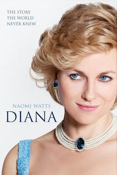 Diana movie poster.