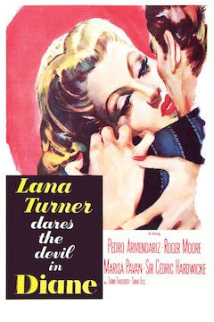 Poster for the movie Diane