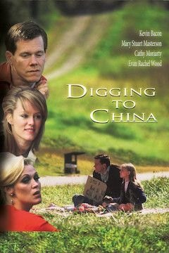 Digging to China movie poster.