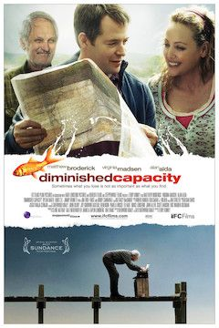 Diminished Capacity movie poster.