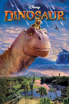 Poster for the movie Dinosaur